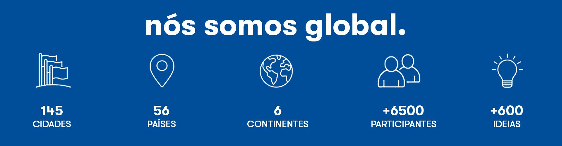 somos globais site