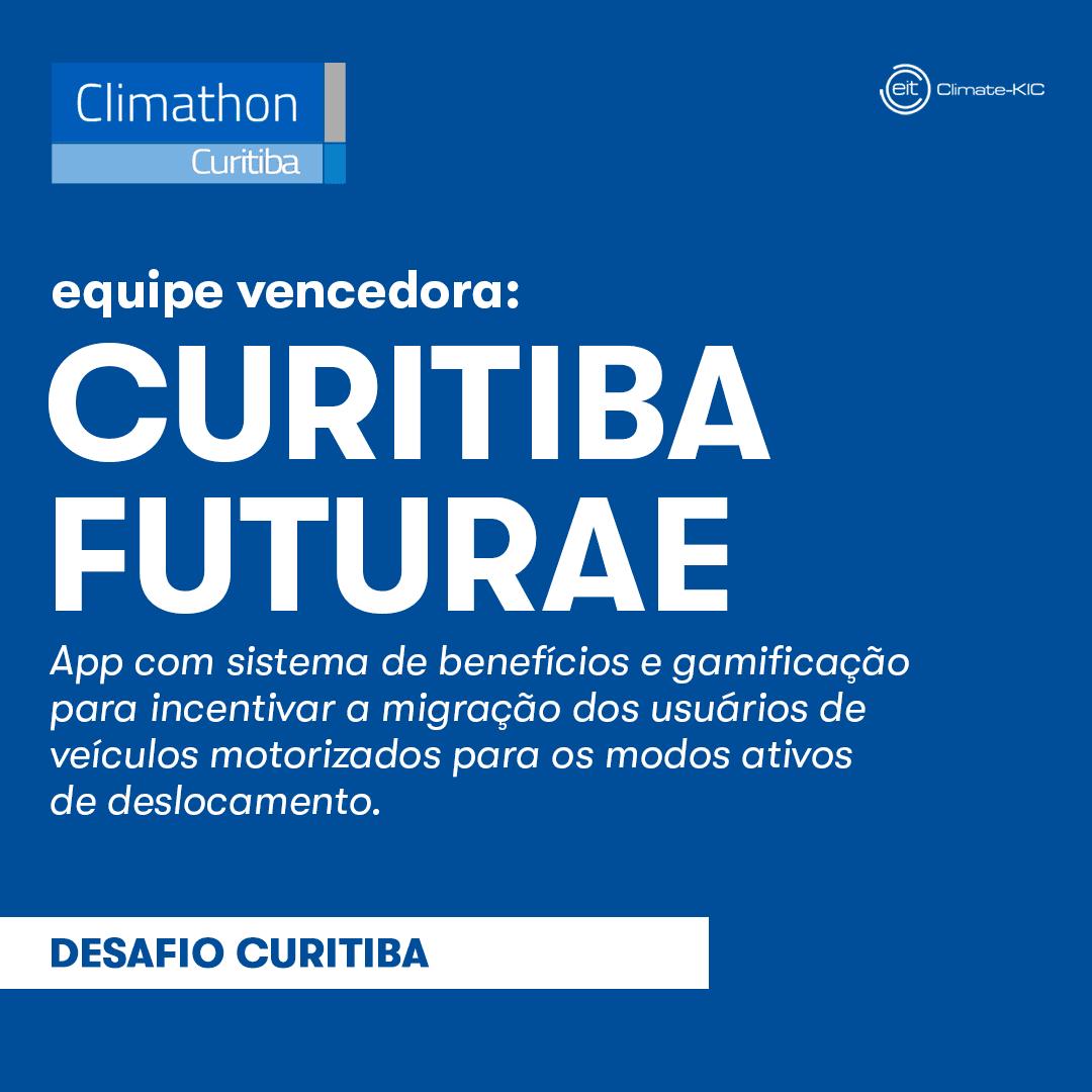 Vencedores Curitiba
